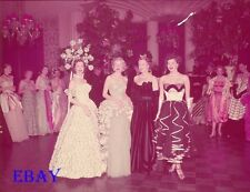 Loretta Young Ava Gardner Irene Dunn Vintage  4  X  5 TRANSPARENCY Diana Lynn
