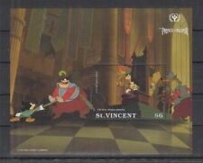 S802. St Vincent - MNH - Cartoons - Disney's - The Real Prince Arrives