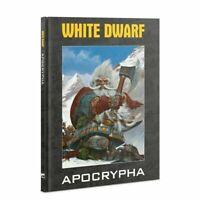 White Dwarf Apocrypha Book Warhammer AOS 40K Presale Games Workshop