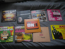 9 NME CDs. Sigur Ros, Coldplay, Mos Def, Pharoahe Monch, Goatsnake, Amen, Doves