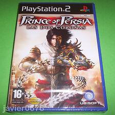 Prince of Persia las dos coronas Sony PS2 Español