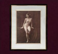 STANISLAS WALERY ANCIENNE HELIOGRAVURE 1923 NU FEMININ FOLIES-BERGERES (53)