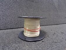 22 AWG White GPT Stranded Wire, 500Ft. GPT22-White(TS)