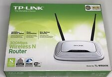 TP Link Wireless Router TL-WR841N 300 Mbps 4 Port