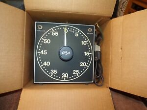 Vintage GRALAB 300 Darkroom Timer New Open Box no Manual mint condition works