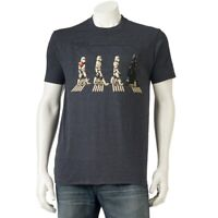 Star Wars Funny Death Star abbey Road Stormtrooper Crossing T-Shirt New