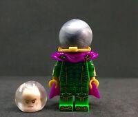 MYSTERIO MARVEL  Lovely ENDGAME SUPER HERO MINIFIGure The Lego Movie