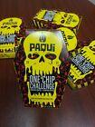 🔥🔥 2021 Paqui One Chip Challenge. Carolina Reaper and Scorpion Pepper. 🌶 🔥
