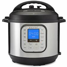 Instant Pot Duo Nova 7-in-1 Electric Pressure Cooker Slow Cooker Rice Cooker ...