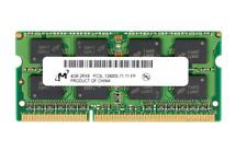 Arbeitsspeicher Micron 4GB RAM PC3L-12800S