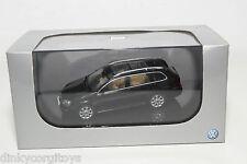 AUTOART AUTO ART VW VOLKSWAGEN GOLF VARIANT BLACK MINT BOXED
