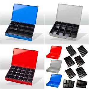 Sortimentskoffer Sortimentskasten Kleinteilemagazin Koffer ADB Sortiment