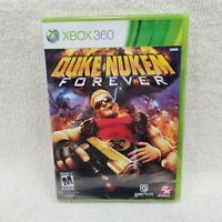 Duke Nukem Forever (Microsoft Xbox 360) NEW Factory Sealed