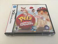 Petz: Hamsterz Superstarz (Nintendo DS, 2009) DS NEW