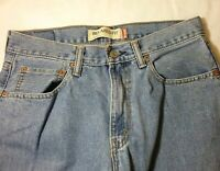 Levi's Men's 550 Relaxed Jeans Size 31 x 32 Retail $59.50