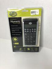 Gear Head KB3200CW Wireless Numeric Calculator Keypad NIB NEW SEALED