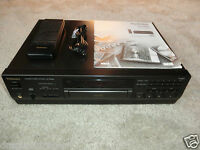 Technics SL-PS840 Class AA High-End CD-Player, Made in Japan, FB, 2J.Garantie