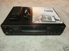 Technics sl-ps840 Class AA High-end lecteur CD, made in Japan, FB, 2j. Garantie