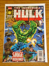 INCREDIBLE HULK #447 VOL1 MARVEL COMICS VARIANT NOVEMBER 1996
