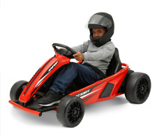 24V Electric Drift Go Kart, Battery Powered, Red, Age 8+, Great Gift, FREE SHIP