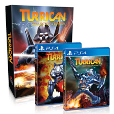 Turrican Collector's Edition for PS4 SLG - Confirmed Pre-Order - SAFE SHIP