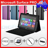 Premium Microsoft Surface PRO 2 II Leather Stand Case Cover 2nd Gen Generation