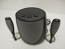 Dell Harman Kardon Multimedia 2+1 Speaker System w/Sub Woofer 40W HK695-01 20CKU