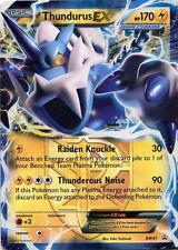 Pokemon THUNDURUS EX BW81 Tin Promo Holofoil Cad MINT