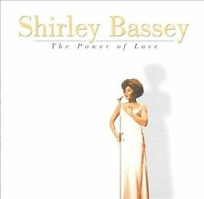Shirley Bassey : The Power of Love CD (1998)