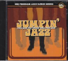 JUMPIN' JAZZ - the freedom jazz dance series CD