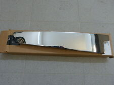 Bentley Mulsanne Cover Panel B-Pillar Door rear left Stainless steel 3Y5839889D