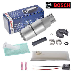 Herko & Bosch Fuel pump & Kit BO38-K9217 For Hyundai Honda Suzuki Acura 91-10