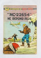 BD - Buck Danny NC 22654 ne répond plus 15 / EO 1957 / HUBINON & CHARLIER
