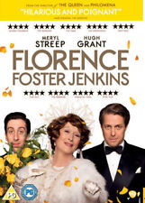 Florence Foster Jenkins DVD (2016)