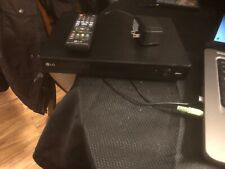 LG Electronics BP350 Blu-Ray Player with Built in Wi-Fi With Remote