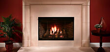 "Majestic Reveal RBV4842IT 42"" B-Vent Gas Fireplace Full Flame Comfortable Heat"