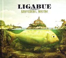 "LIGABUE - ""ARRIVEDERCI, MOSTRO""  CD DIGIPACK"