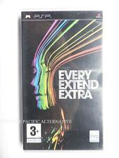 jeu EVERY EXTEND EXTRA sur sony PSP game spiel juego reflexion jeu de tir