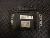 2002 MINI COOPER R53 1.6 PETROL ENGINE CONTROL ECU 7514587 / S118012001 7520060