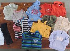 Ropa de invierno de bebé niño paquete grande 6 - 12 mths siguiente Gap H&M M&S Zara