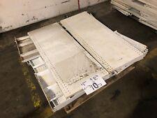 Gondola Store Shelving 48 X 185 White 10 Available Used