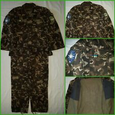 Russian Ukraine Army patch camo  jacket pants camouflage butane TTsKO