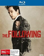 The Following: S1-3 Series / Season 1-3 Box Set           Blu-Ray Region B