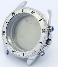41mm carcasa para Miyota 0s10 chronograph, bandanstoß reemplazables, nuevo-nos