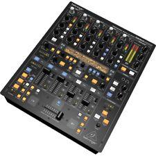BEHRINGER DDM4000 mixer audio 5 canali +campionatore +effetti NUOVO garanzia ITA