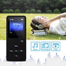 Portable Bluetooth MP3 Player HIFI Sport Music Speakers Media FM Radio Recording