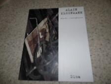 2006.Catalogue exposition objets sculptures Alain Kleinmann..