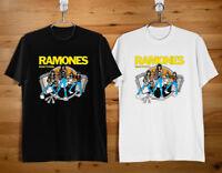 Ramones T-Shirt Rockaway Beach size S-234XL ZZ676
