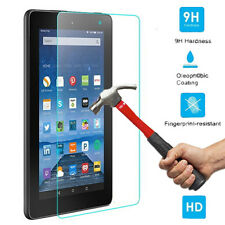 100% Genuine Tempered Glass Screen Protector For Amazon Kindle Fire HD 7 2015