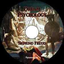 Dream Psychology - Unabridged MP3 CD Audiobook in paper sleeve